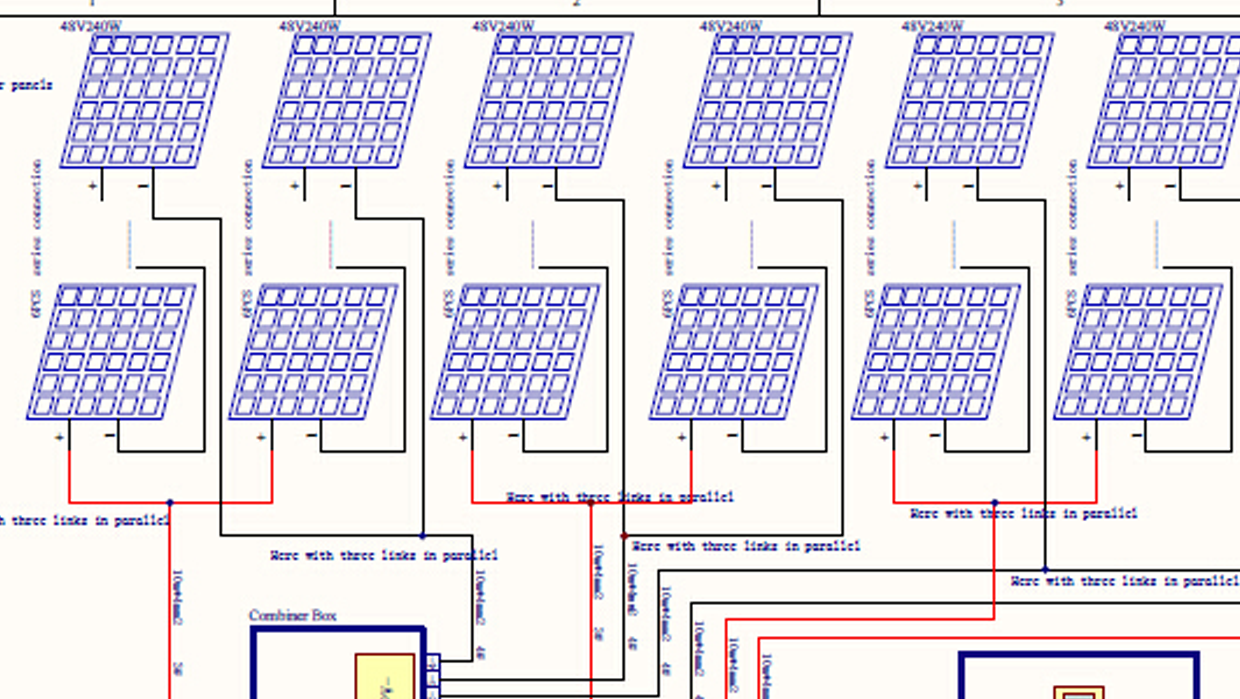 Solar PV System Design Engineer